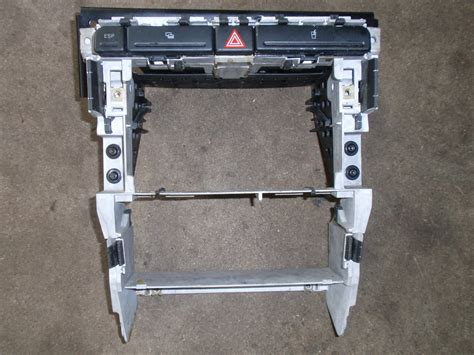 For Sale: AUDI A4 B6 B7 2001-07 double din radio cage