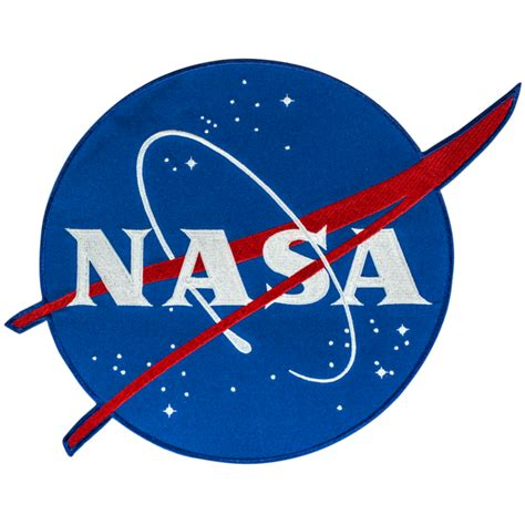 NASA Vector Big Back-Patch – Space Patches
