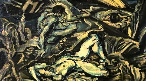 Leicester German Expressionist Artists - Ludwig Meidner