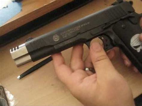 Compensator Installation For The 1911