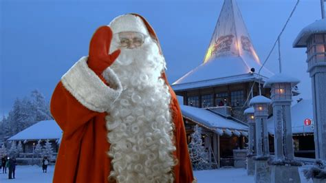 Santa Claus Village in Lapland: home of Father Christmas