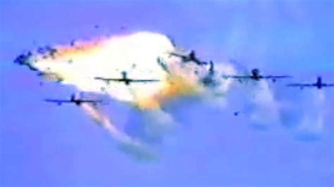 Remembering the Ramstein Air Show Disaster August 28, 1988