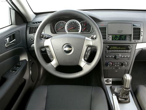 Chevrolet Epica (2006) - picture 17 of 24