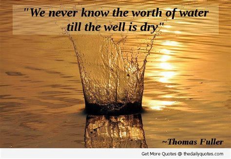 Quotes about Water and life (162 quotes)