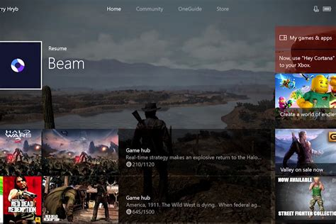 Xbox One's new dashboard arrives today, here's what's