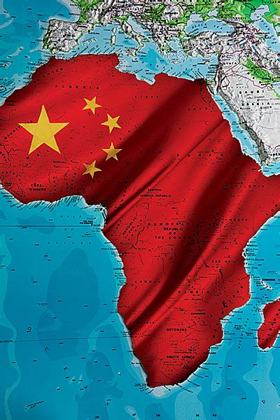 China Seeks Big Stake in Africa's Resources - Foreign