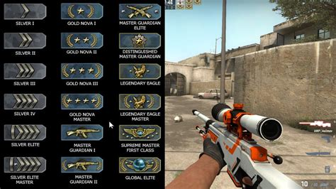 How To Rank Up Fast in CS GO (10 Easy Way) - YouTube