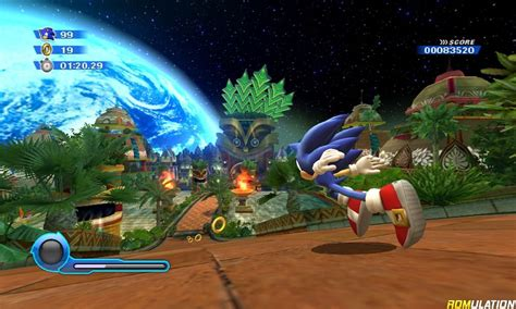 Sonic Colors (USA) Nintendo Wii ISO Download   RomUlation