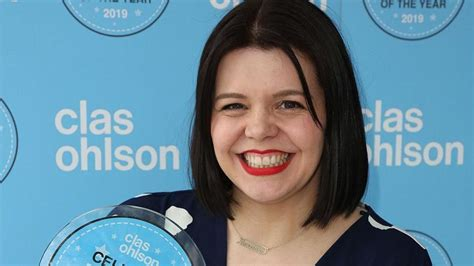 Roxanne Hoyle is Clas Ohlson's Celebrity Mum of the Year