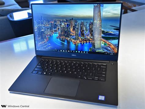 Dell XPS 15 (9550) review: InfinityEdge and all the power