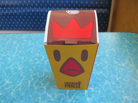 Review: Burger King - Chicken Fries   Brand Eating