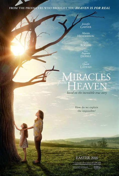Miracles from Heaven DVD Release Date July 12, 2016