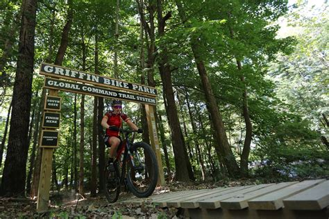 Riding Areas | Griffin Bike Park