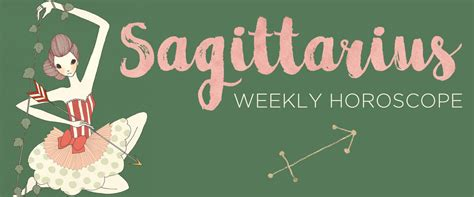 Sagittarius Weekly Horoscope by The AstroTwins   Astrostyle