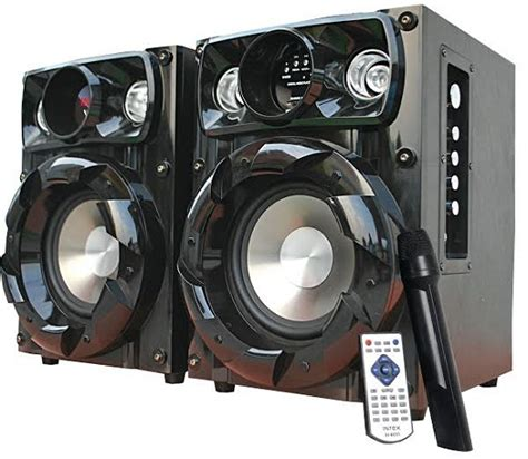 Intex Launches DJ Boss SUF Compact Speakers for 6,000 INR