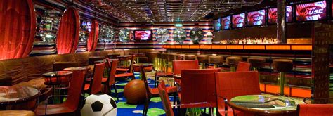 Our House Sports Bar - Cruise Bar + Activities Onboard