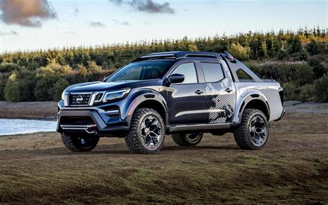 Nissan Navara Nismo planned, could use VR30 twin-turbo V6