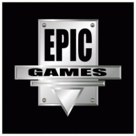 Epic Games Logo Vector (CDR) Download For Free