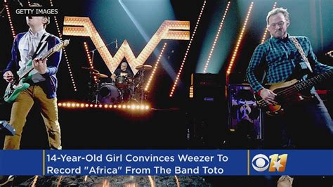 Twitter User Succeeds In Getting Band Weezer To Record