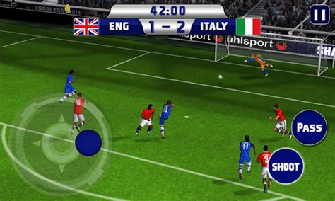 Real Football 2014 Brazil FREE » Android Games 365 - Free