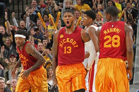 Hickory Rewind | Indiana Pacers