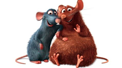 Free download Ratatouille Remy and Emile HD Wallpaper