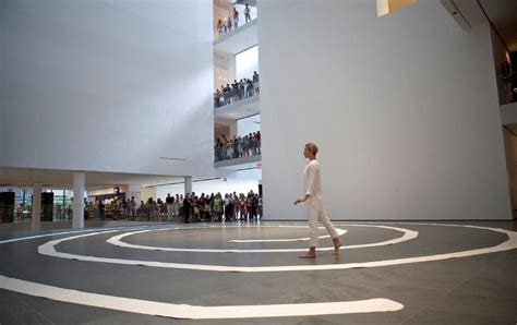 Dance Finds a Home in Museums - NYTimes