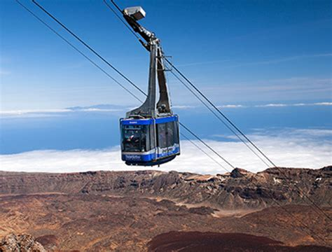 Mount Teide Cable Car - AttractionTix