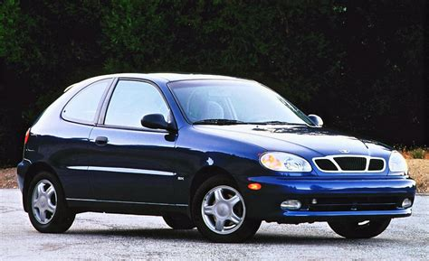 Daewoo – pictures, information and specs - Auto-Database