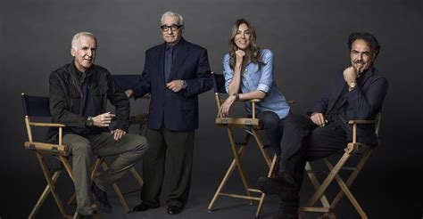 Scorsese, Cameron and others - Rolex talks to Oscar