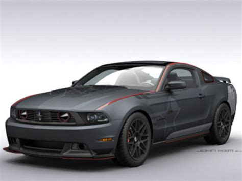 2010 SR-71 Mustang By Roush And Shelby Review - Top Speed
