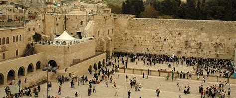 Wailing Wall (Western Wall) Tourist Information & Facts