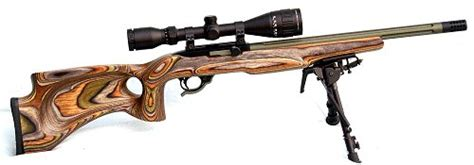 Ruger 10/22 Stock Thumbhole Silhouette Camo fits Ruger 10