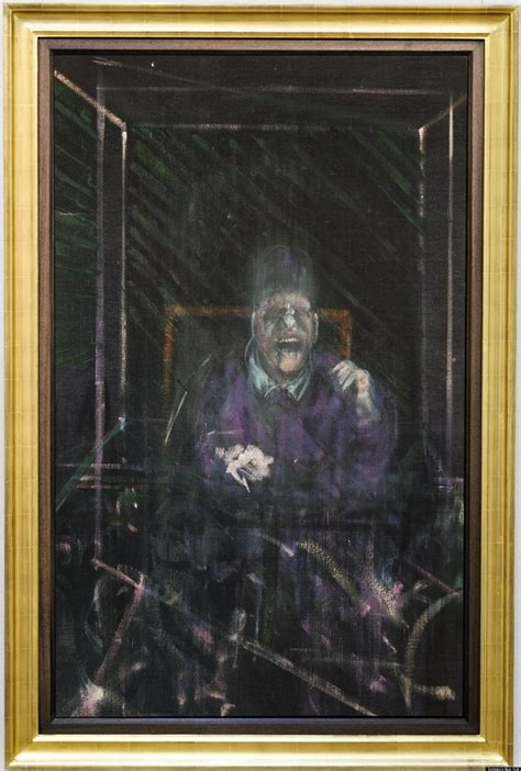 Francis Bacon's Acclaimed 'Pope' Heads To Sotheby's After