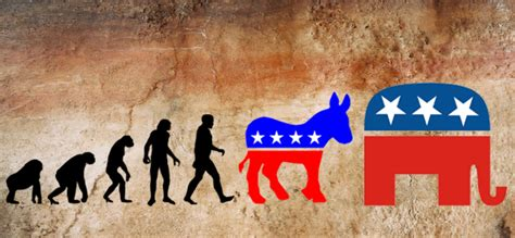 The Radical Theory of Evolution That Explains Democrats