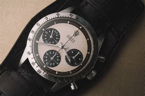 Paul Newman's Rolex Daytona Sells for a Record-Breaking