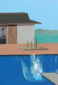 BBC NEWS   Entertainment   Hockney painting sells for £2