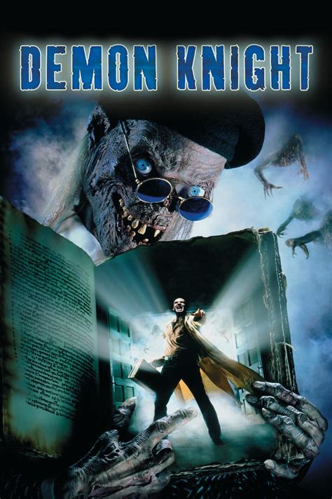 Tales from the Crypt: Demon Knight (1995) - Posters — The