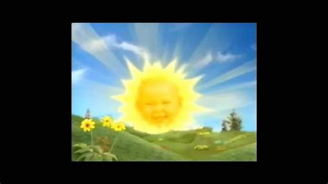 Here come the Teletubbies with new Sun Baby Clips Part 1