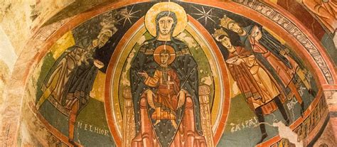 Photos of Romanesque art in Catalonia and Barcelona