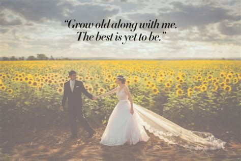 25 Timeless, Classic, or Funny Wedding Quotes