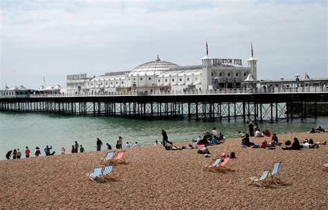 Brighton's Beautiful Seafront and Piers
