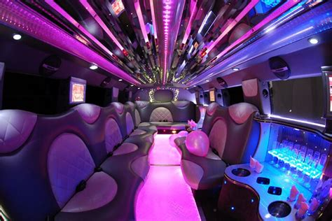 Limo Rentals Fort Lauderdale, FL - Fleet of Limousines For