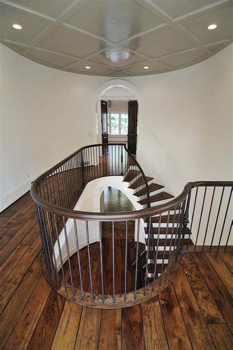 Curved Stairs Design & Construction   Artistic Stairs