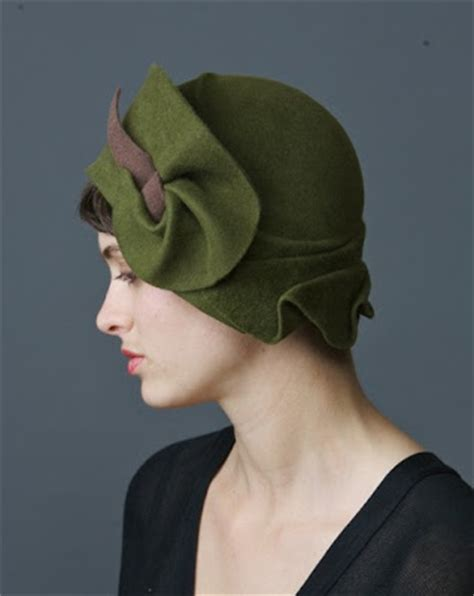 Nothing Elegant: Current Obsession: The 20's Cloche Hat