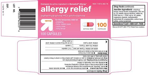 Up and up allergy relief (Target Corporation