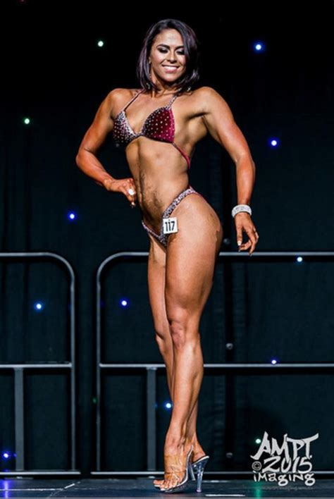 Dark Side of Female Physique Competition Includes Steroids