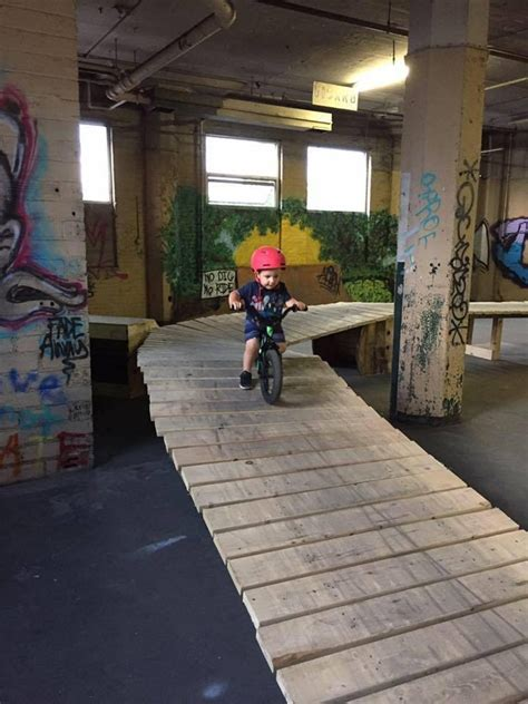 How to make the most out of Mike's Indoor Bike Park in
