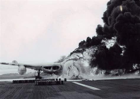 Accident Handley Page Victor K