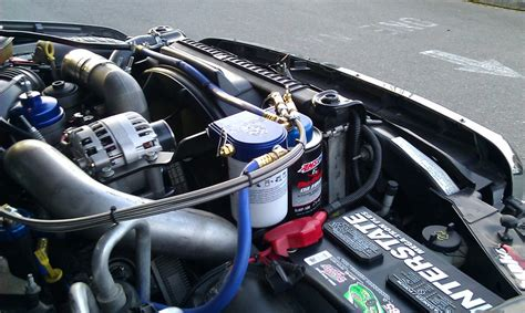NUC Oil Bypass Filtration Kit Install